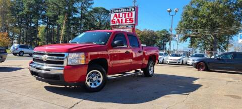 2010 Chevrolet Silverado 1500 for sale at Carafello's Auto Sales in Norfolk VA