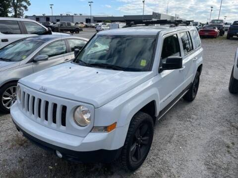 2016 Jeep Patriot for sale at BILLY HOWELL FORD LINCOLN in Cumming GA