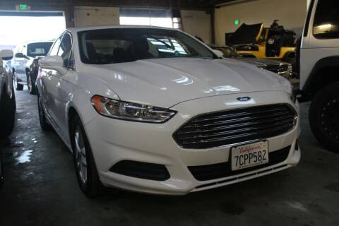 2014 Ford Fusion for sale at United Automotive Network in Los Angeles CA