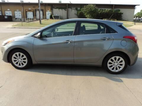 2017 Hyundai Elantra GT for sale at SPORT CITY MOTORS in Dallas TX