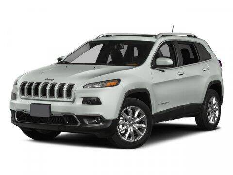 2015 Jeep Cherokee for sale at RDM CAR BUYING EXPERIENCE in Gurnee IL