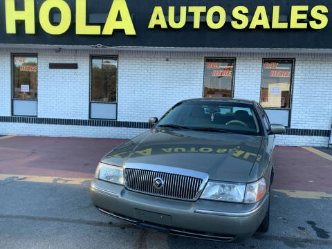 2003 Mercury Grand Marquis for sale at HOLA AUTO SALES CHAMBLEE- BUY HERE PAY HERE - in Atlanta GA