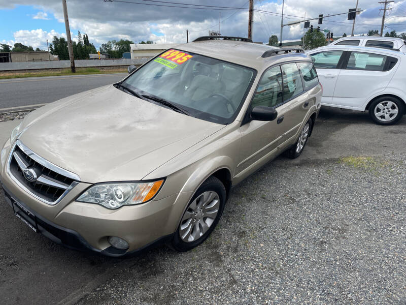 2008 Subaru Outback for sale at Low Auto Sales in Sedro Woolley WA
