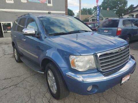 2007 Chrysler Aspen for sale at ROYAL AUTO SALES INC in Omaha NE
