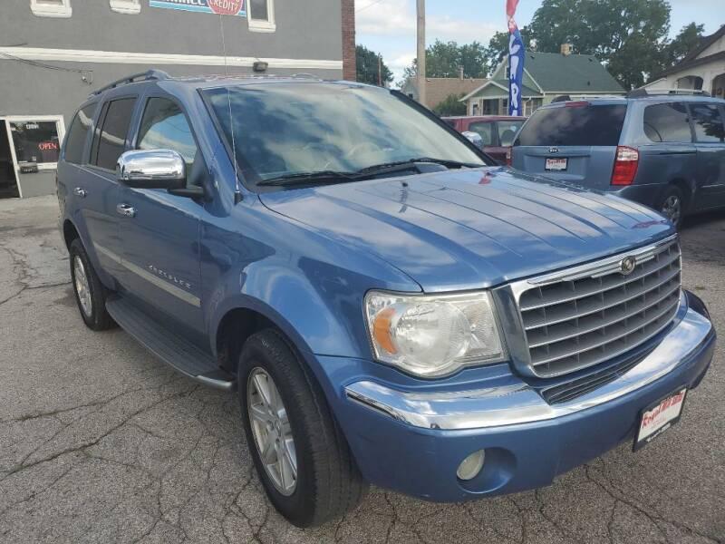 2007 Chrysler Aspen for sale at ROYAL AUTO SALES INC in Omaha NE