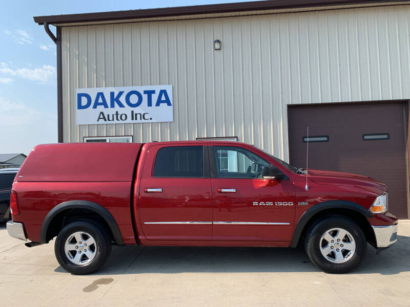 2011 RAM Ram Pickup 1500 for sale at Dakota Auto Inc. in Dakota City NE