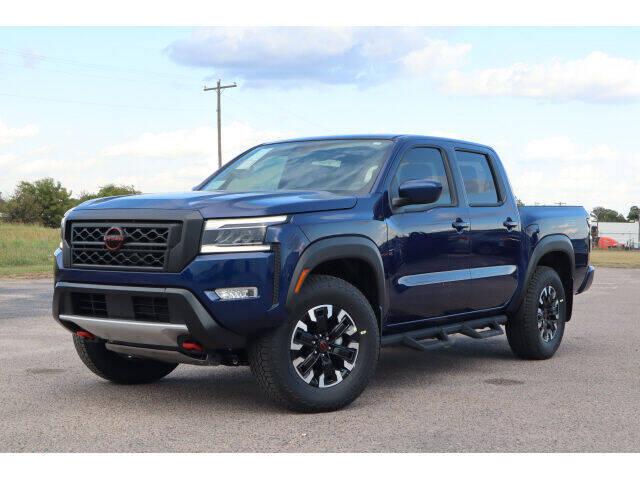 2022 Nissan Frontier for sale in Ada, OK
