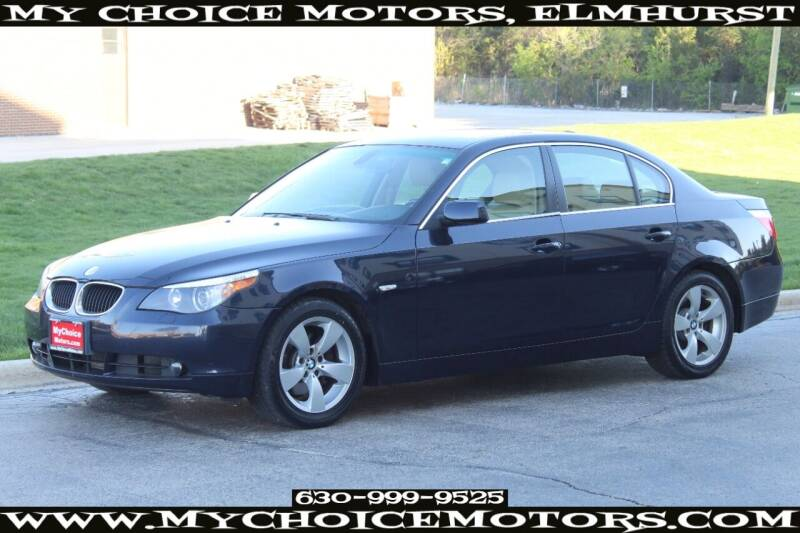 2005 BMW 5 Series for sale at Your Choice Autos - My Choice Motors in Elmhurst IL