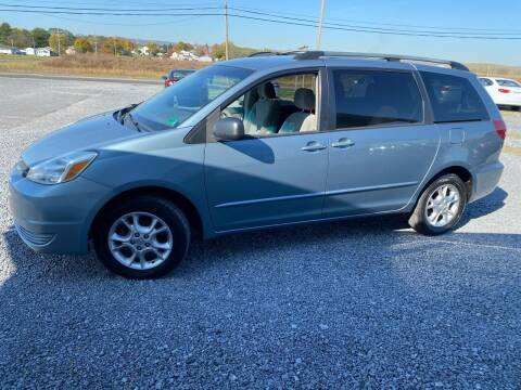 2004 Toyota Sienna for sale at Tri-Star Motors Inc in Martinsburg WV