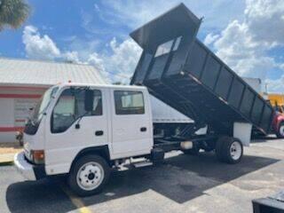2005 Isuzu NQR for sale at Orange Truck Sales in Orlando FL