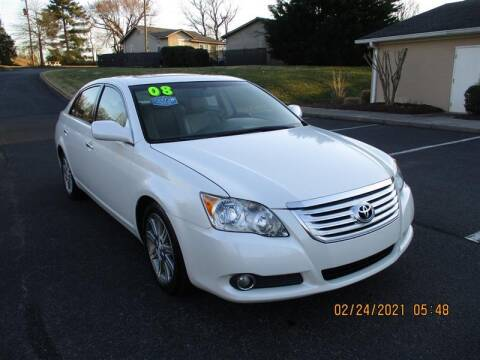 2008 Toyota Avalon for sale at Euro Asian Cars in Knoxville TN