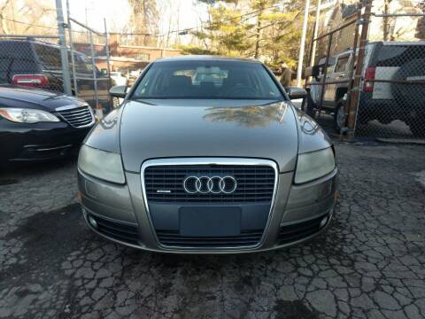2005 Audi A6 for sale at Six Brothers Auto Sales in Youngstown OH