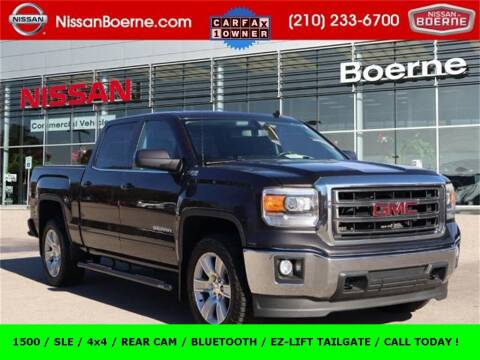 2014 GMC Sierra 1500 for sale at Nissan of Boerne in Boerne TX