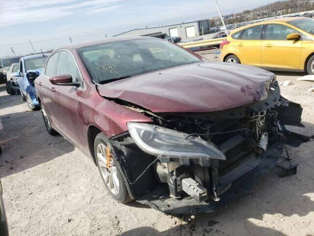 2015 Chrysler 200 for sale at Varco Motors LLC - Builders in Denison KS