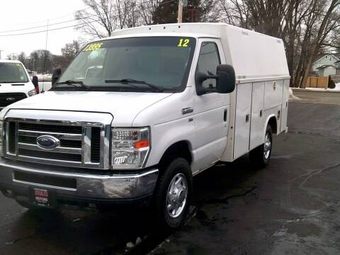 2012 Ford E-Series Chassis for sale at Stoltz Motors in Troy OH