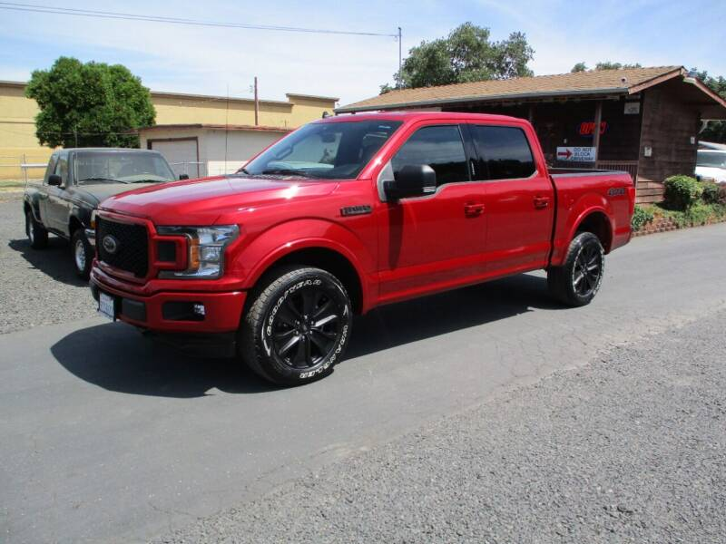 2020 Ford F-150 for sale at Manzanita Car Sales in Gridley CA