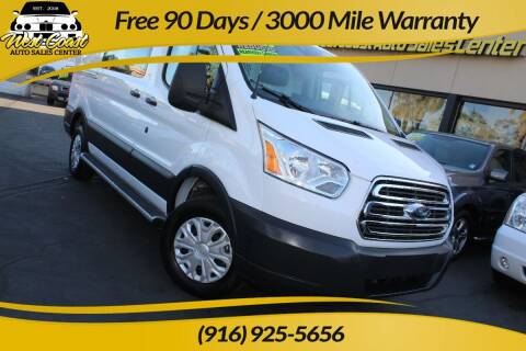 2018 Ford Transit Cargo for sale at West Coast Auto Sales Center in Sacramento CA