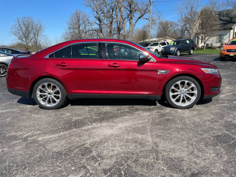 2014 Ford Taurus for sale at Westview Motors in Hillsboro OH