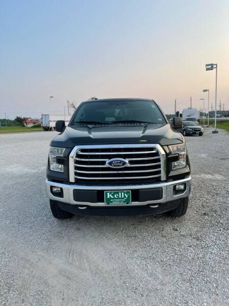 2015 Ford F-150 for sale at Kelly Automotive Inc in Moberly MO