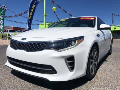 2016 Kia Optima for sale at 1st Quality Motors LLC in Gallup NM