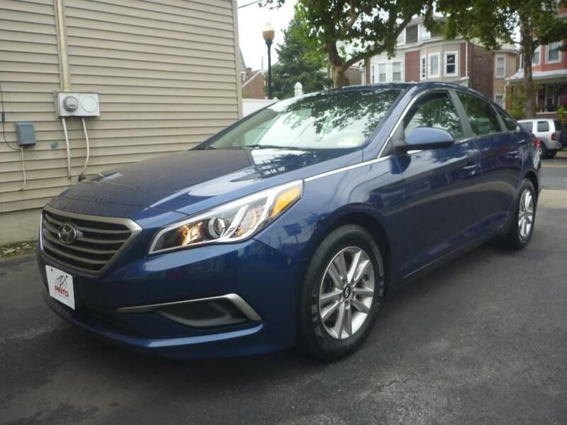 2016 Hyundai Sonata for sale at Pinto Automotive Group in Trenton NJ