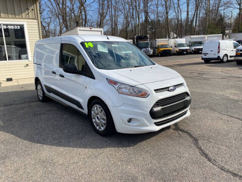 2014 Ford Transit Connect Cargo for sale at Auto Towne in Abington MA