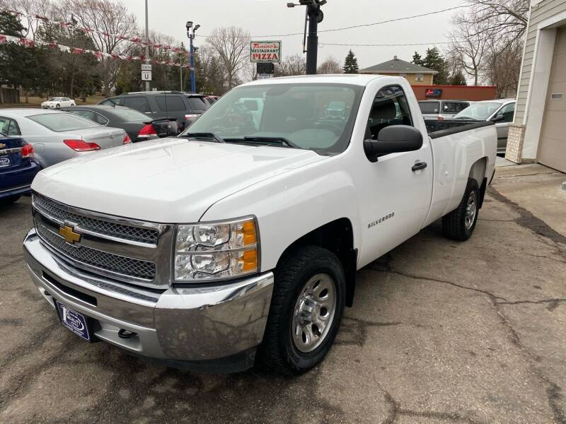 2012 Chevrolet Silverado 1500 for sale at 1st Quality Auto in Milwaukee WI