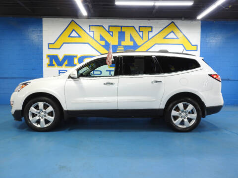 2017 Chevrolet Traverse for sale at ANNA MOTORS, INC. in Detroit MI