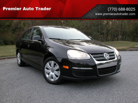 2009 Volkswagen Jetta for sale at Premier Auto Trader in Alpharetta GA