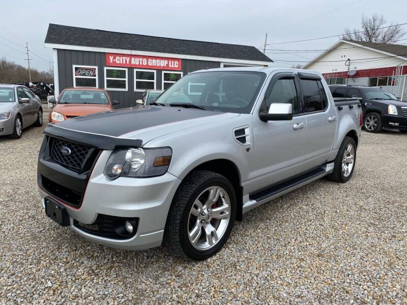 2010 Ford Explorer Sport Trac for sale at Y City Auto Group in Zanesville OH