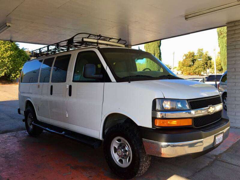 2015 Chevrolet Express Passenger for sale at MotorSport Auto Sales in San Diego CA