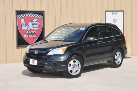 2007 Honda CR-V for sale at V12 Auto Group in Lubbock TX