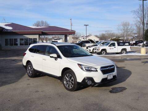 2018 Subaru Outback for sale at Turn Key Auto in Oshkosh WI