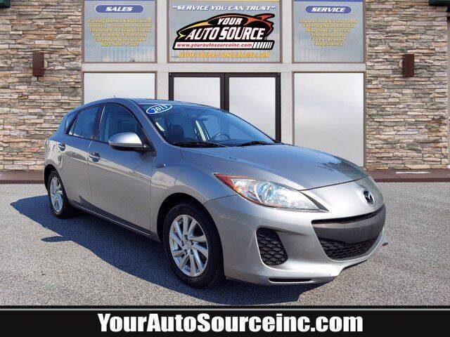 2012 Mazda MAZDA3 for sale at Your Auto Source in York PA