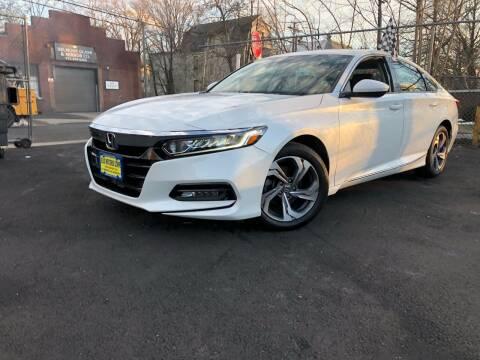 2018 Honda Accord for sale at Elis Motors in Irvington NJ