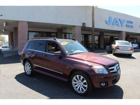 2010 Mercedes-Benz GLK for sale at Jay Auto Sales in Tucson AZ