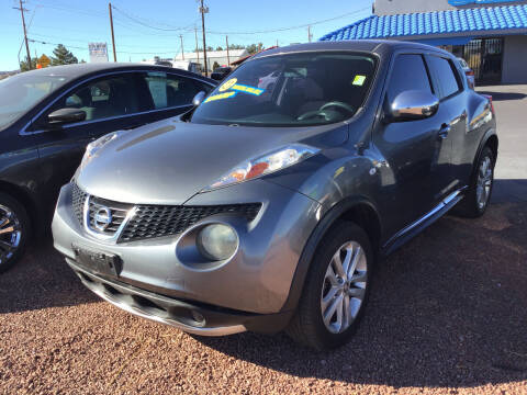 2014 Nissan JUKE for sale at SPEND-LESS AUTO in Kingman AZ