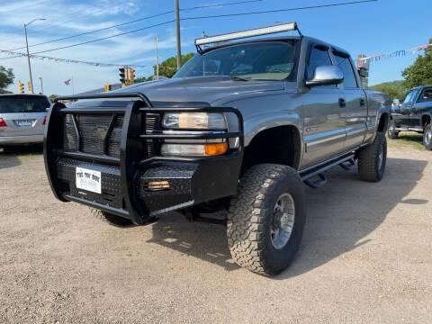 2002 Chevrolet Silverado 2500HD for sale at Toy Box Auto Sales LLC in La Crosse WI