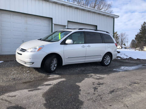 2005 Toyota Sienna for sale at Purpose Driven Motors in Sidney OH