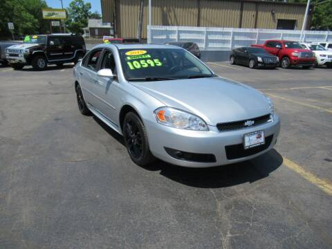 2015 Chevrolet Impala Limited for sale at Auto Land Inc in Crest Hill IL