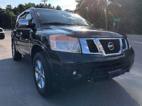 2011 Nissan Armada for sale at Dracut's Car Connection in Methuen MA