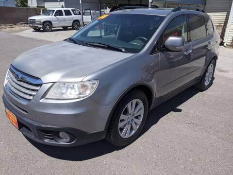 2008 Subaru Tribeca for sale at Progressive Auto Sales in Twin Falls ID