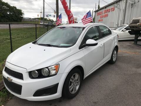 2013 Chevrolet Sonic for sale at Mitchell Motor Company in Madison TN
