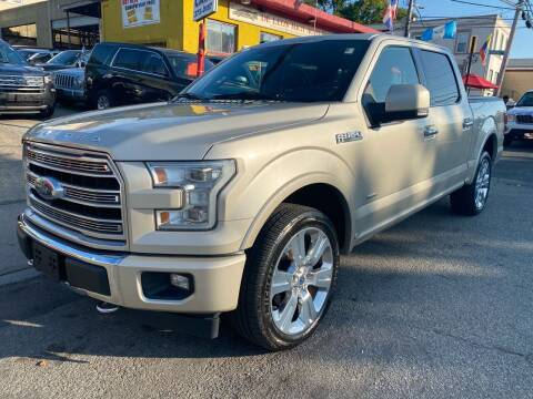 2017 Ford F-150 for sale at White River Auto Sales in New Rochelle NY