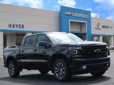 2021 Chevrolet Silverado 1500 for sale at HAYES CHEVROLET Buick GMC Cadillac Inc in Alto GA