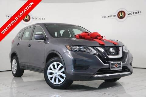2018 Nissan Rogue for sale at INDY'S UNLIMITED MOTORS - UNLIMITED MOTORS in Westfield IN