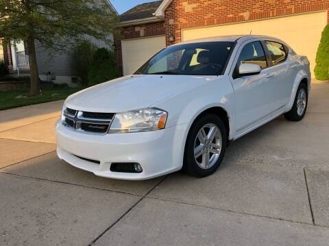 2013 Dodge Avenger for sale at Best Deal Auto Sales in Saint Charles MO