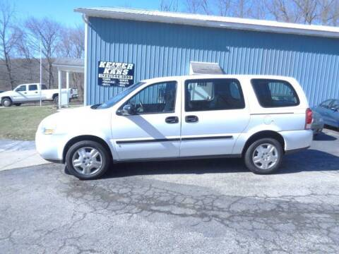 2008 Chevrolet Uplander for sale at Keiter Kars in Trafford PA