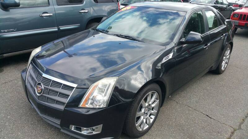 2009 Cadillac CTS for sale at Ace Auto Brokers in Charlotte NC