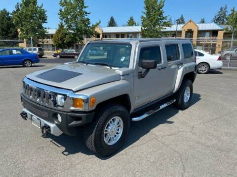 2008 HUMMER H3 for sale at TacomaAutoLoans.com in Lakewood WA